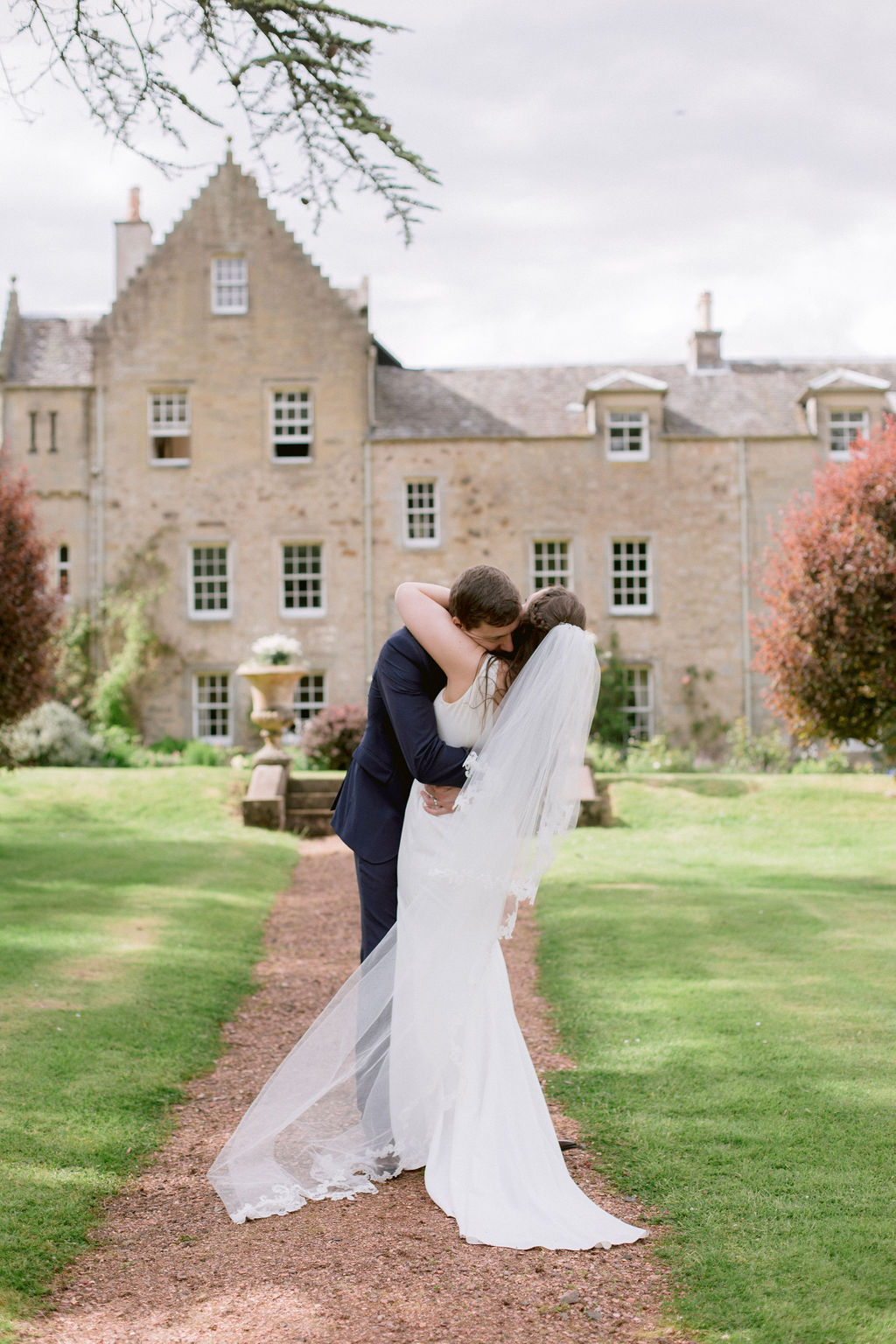 Kirknewton House Wedding