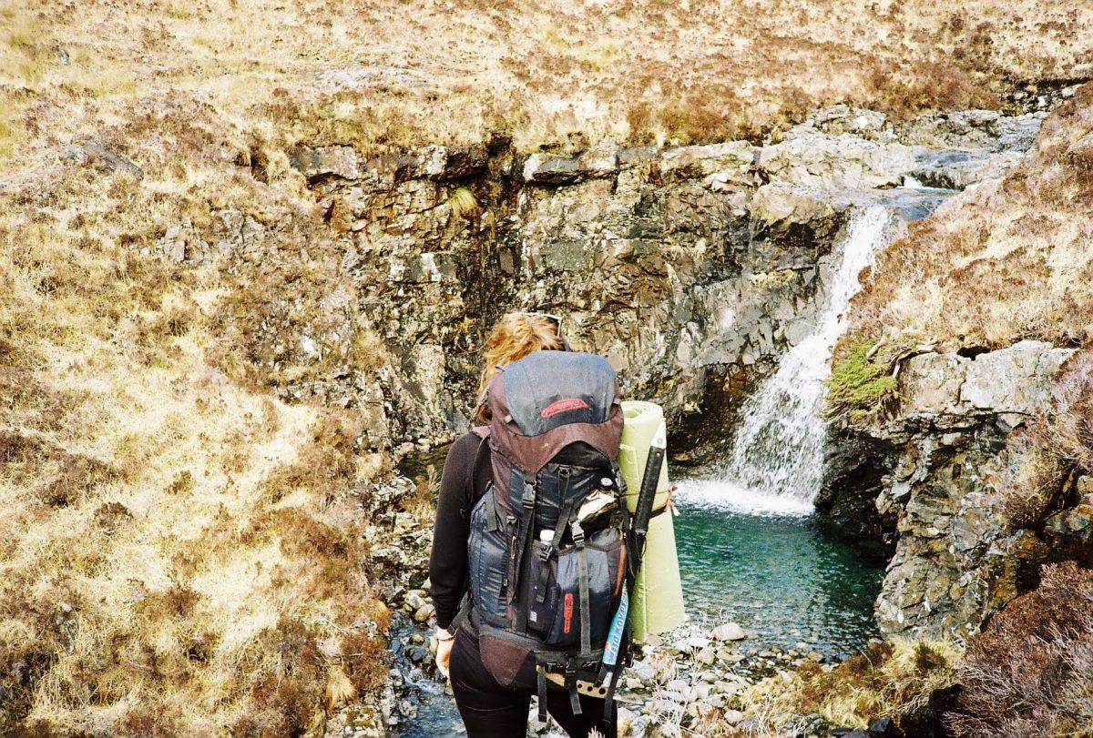 adventure wedding photographer scotland - anna portrait