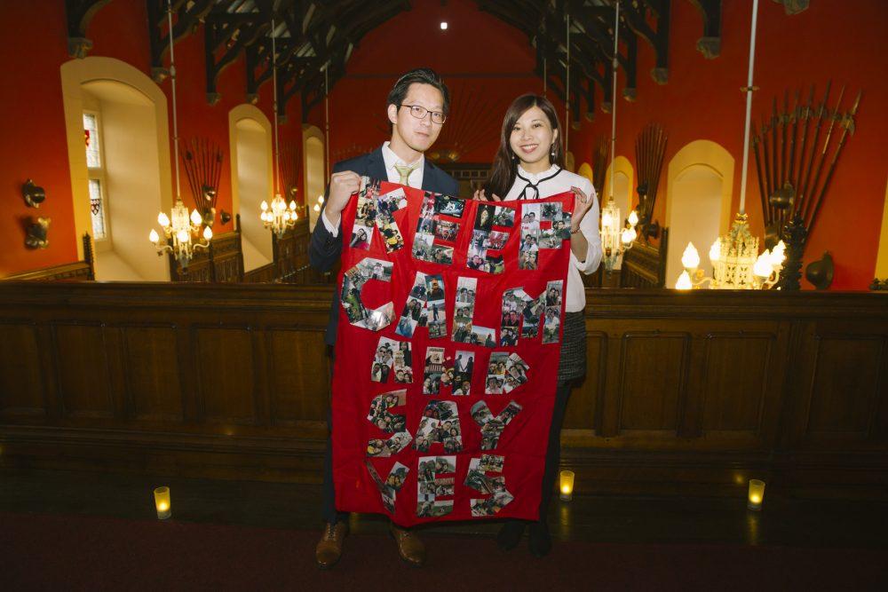 Edinburgh Castle Surprise Proposal Photography