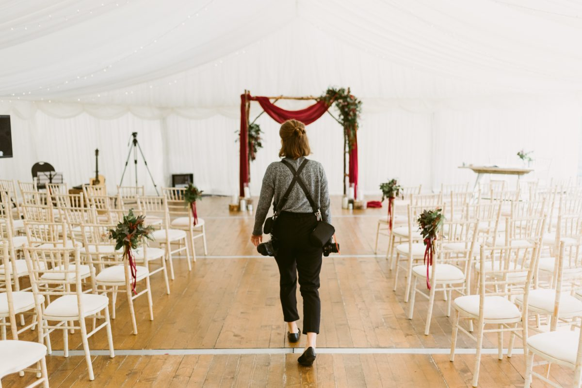 ceranna photography - anna portrait - Scotland Wedding Photographer | elsick house