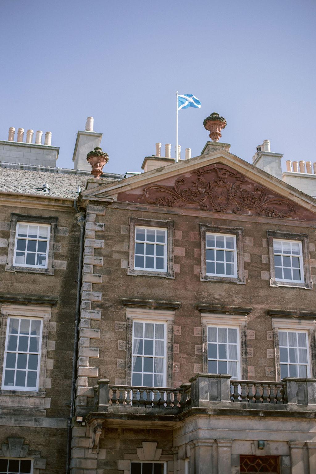 Gilmerton House - Scottish Luxury Exclusive Use Wedding Venue