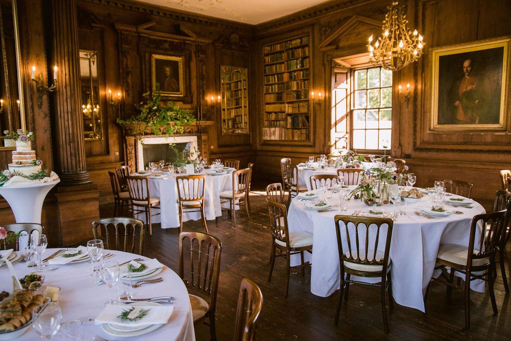 Gilmerton House Wedding Reception