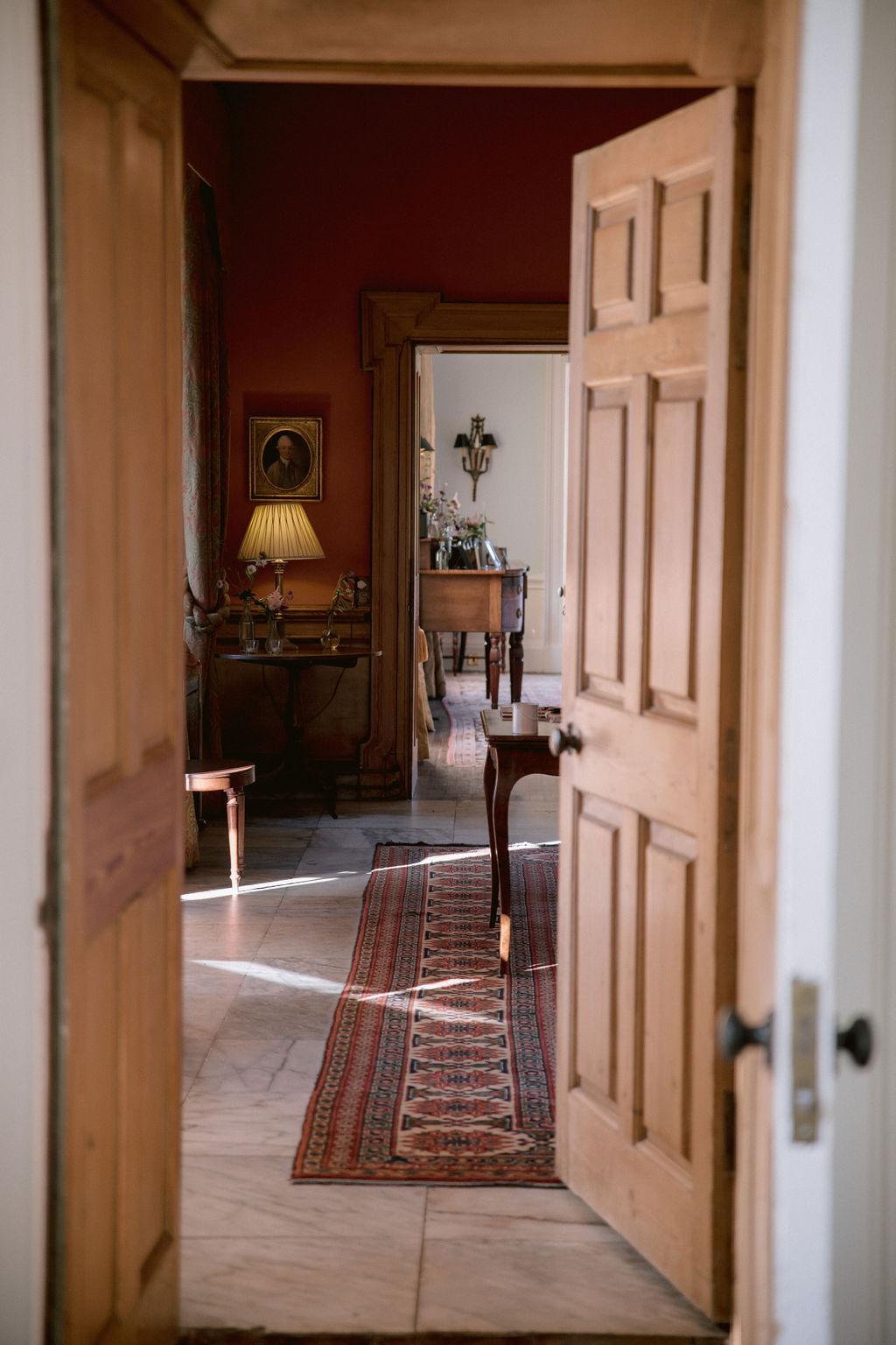 Gilmerton House interior detail