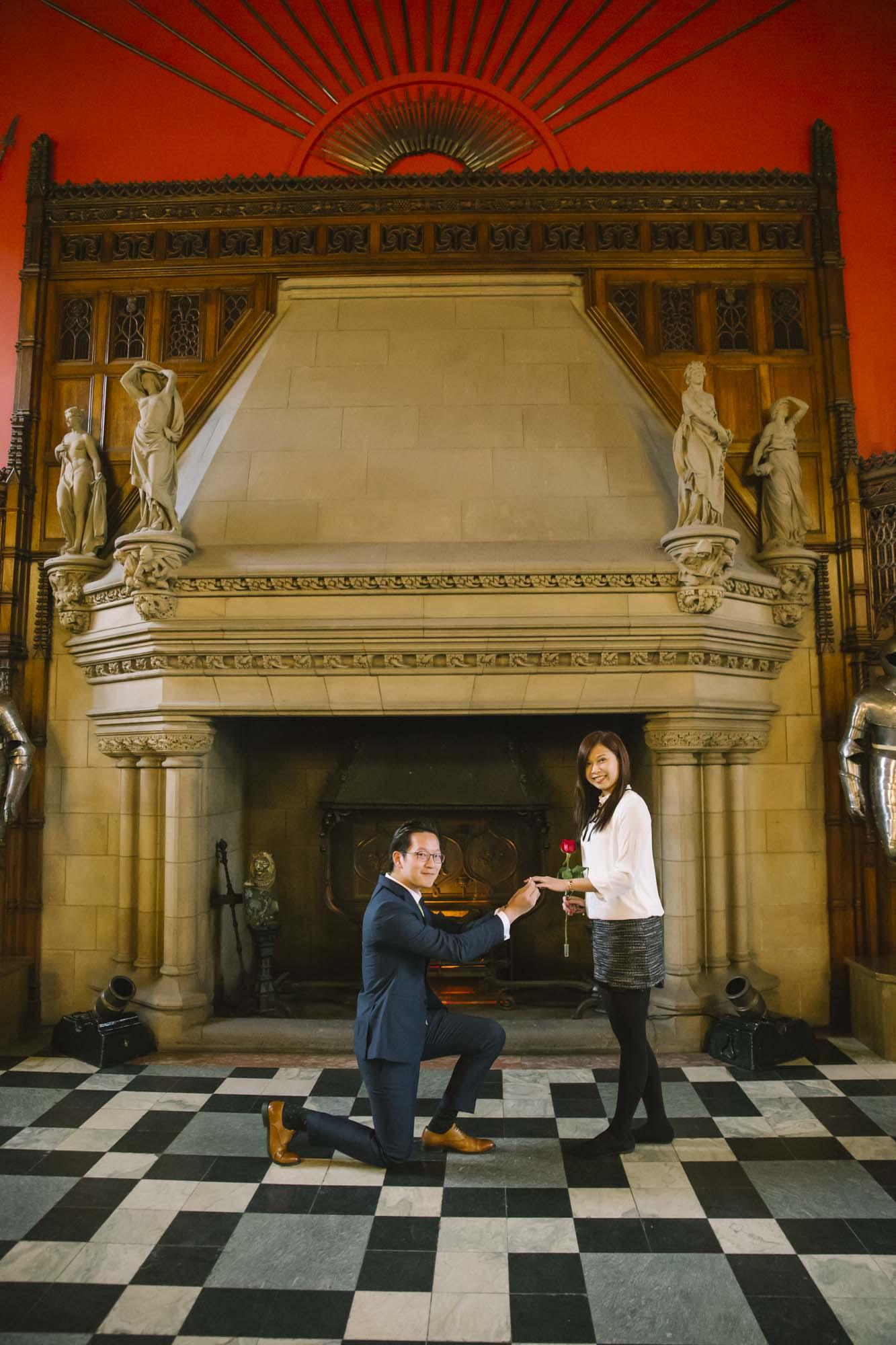 Edinburgh Castle Proposal