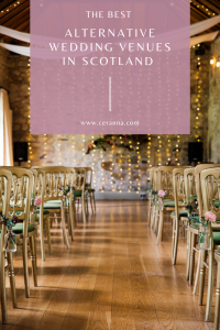 best scotland wedding venues pinterest