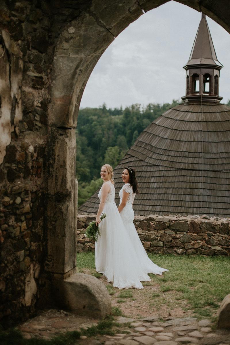 Czech queer wedding