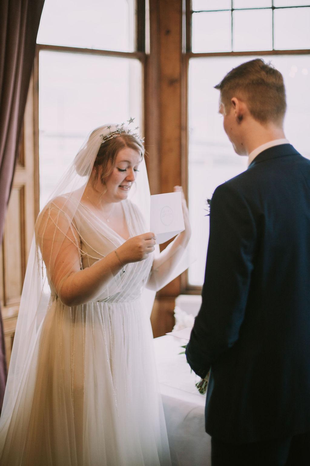 South Queensferry Registrars Wedding Ceremony