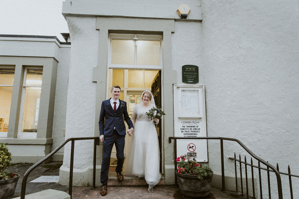 South Queensferry Registrars Wedding