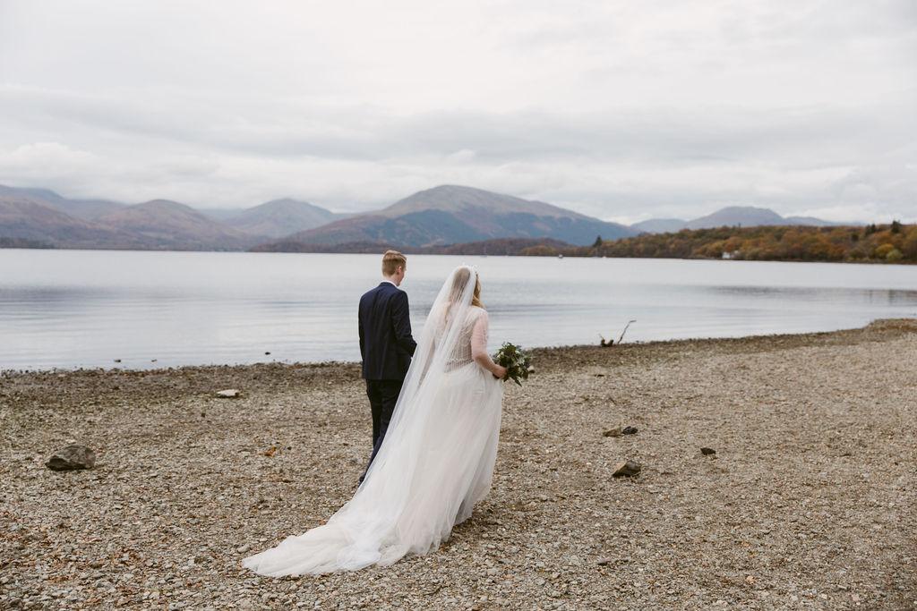 Loch Lomond Elopement