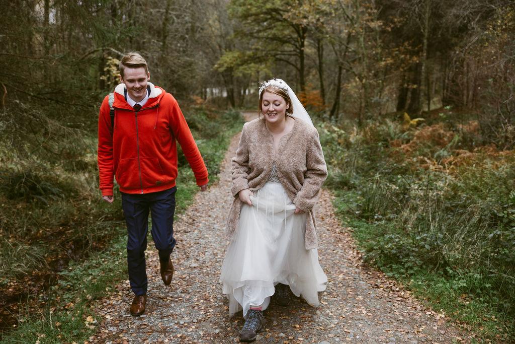 Adventure Wedding Scotland