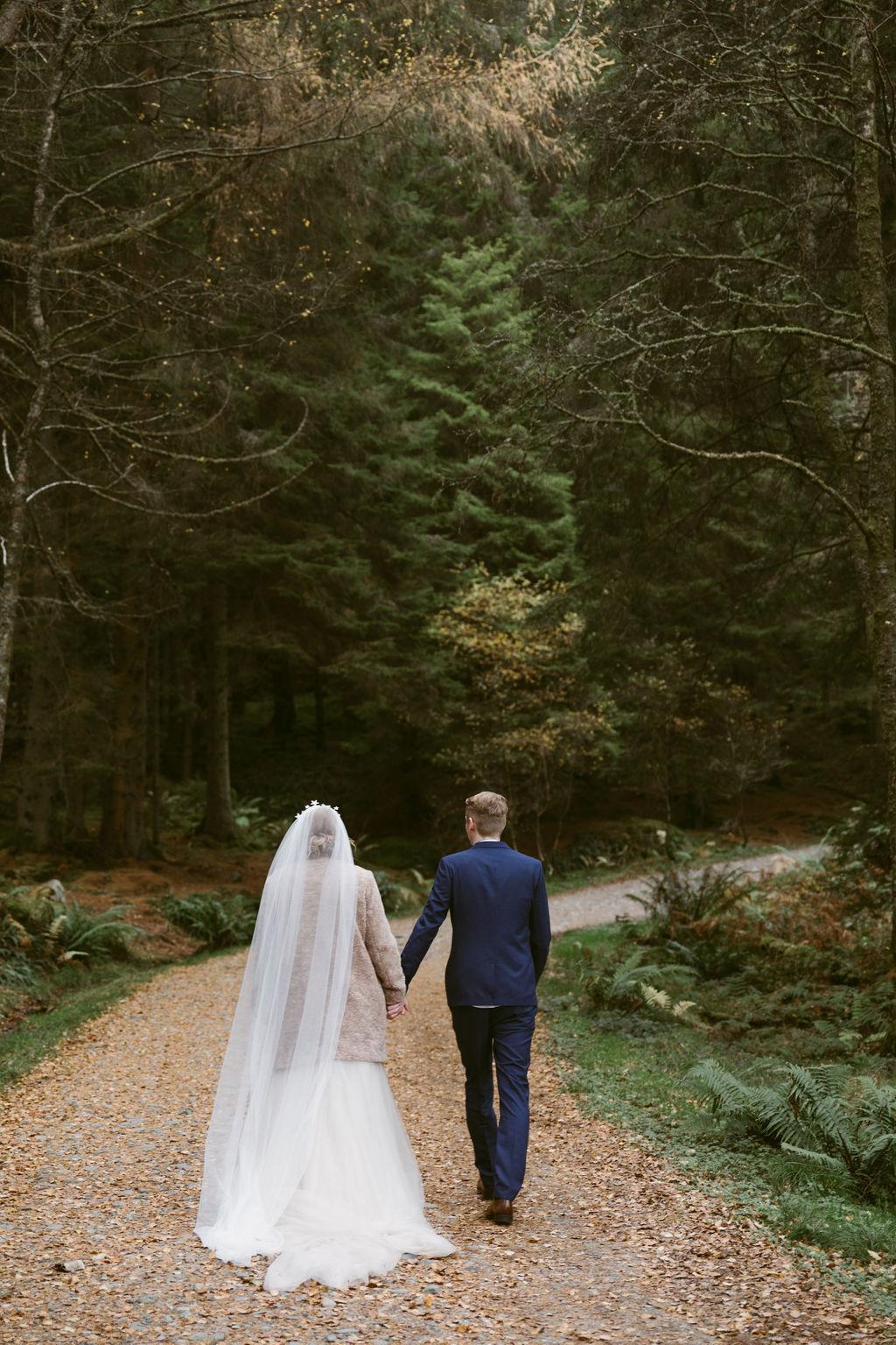 Forest - Loch Lomond Elopement