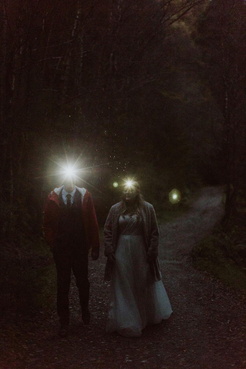 Adventure Wedding Photographer Scotland