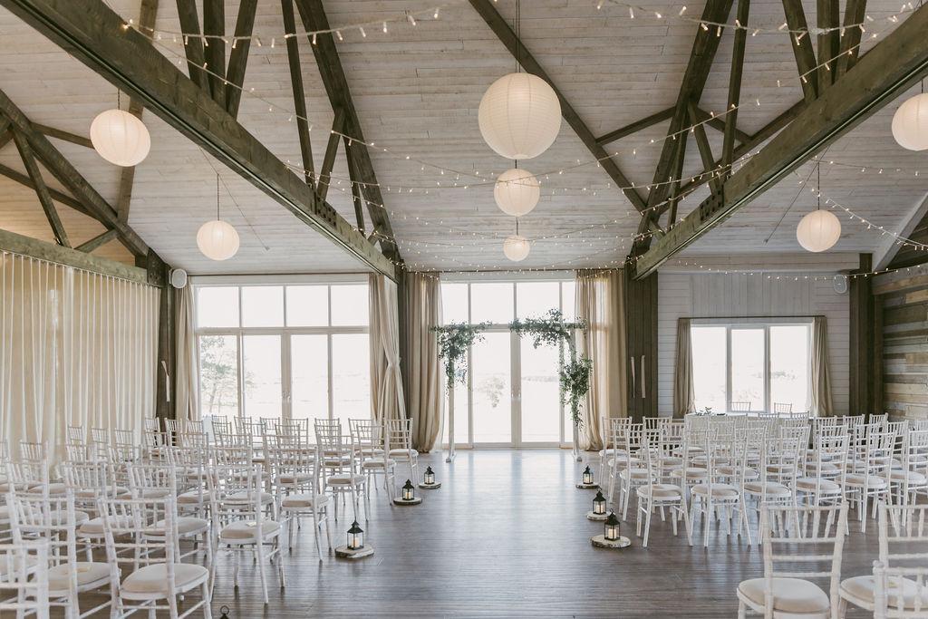 Barra Castle Wedding