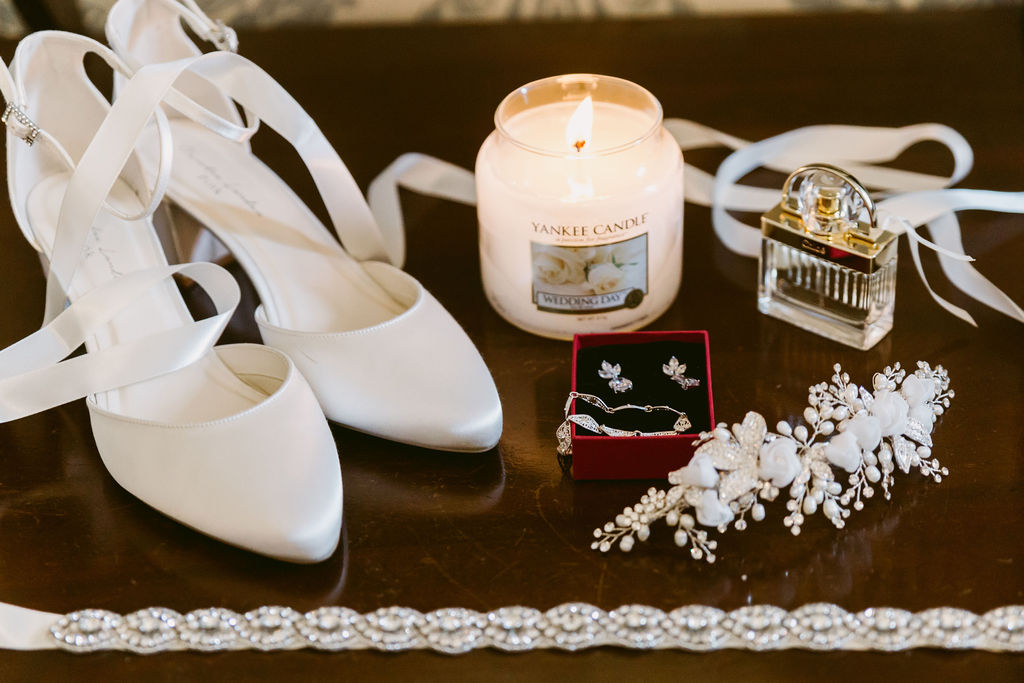 Yankee Candle Wedding Scent