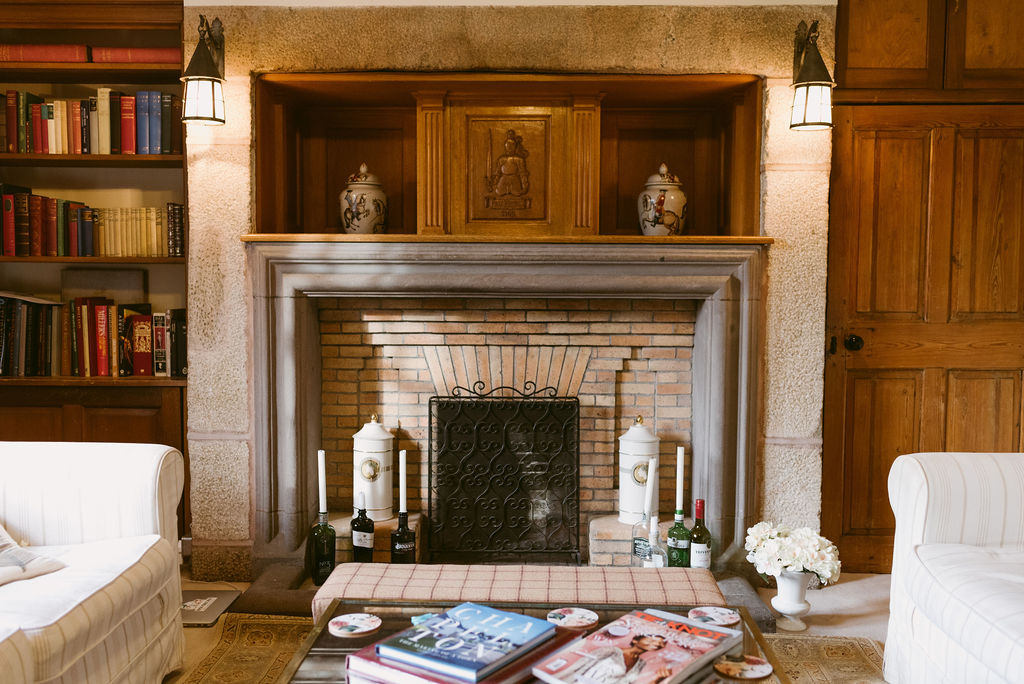 Elsick House interior