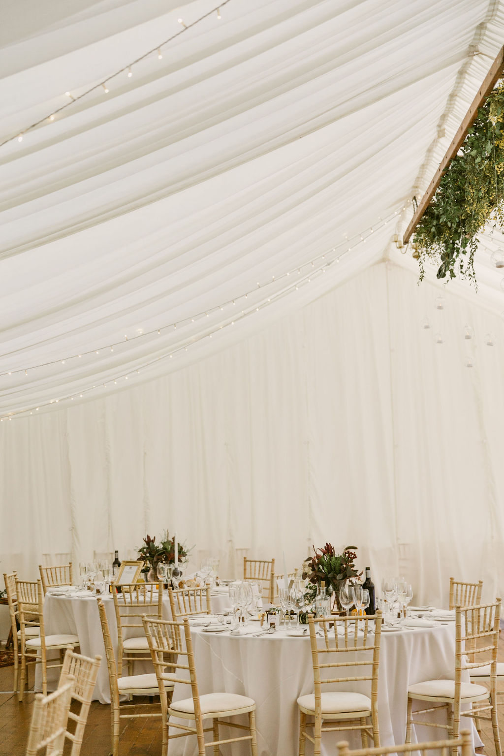 Elsick House Marquee Wedding