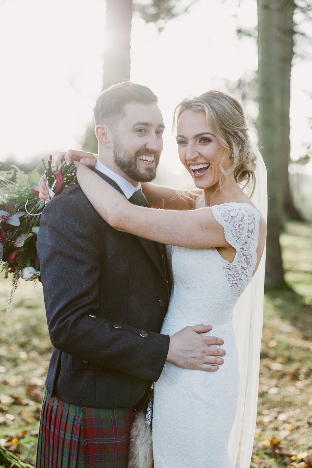 Elsick House Wedding | Aberdeenshire Photographer