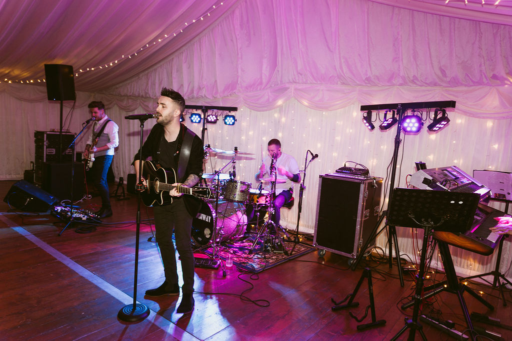 Highway Band (Coast Entertainment) Wedding Music Aberdeenshire Elsick House