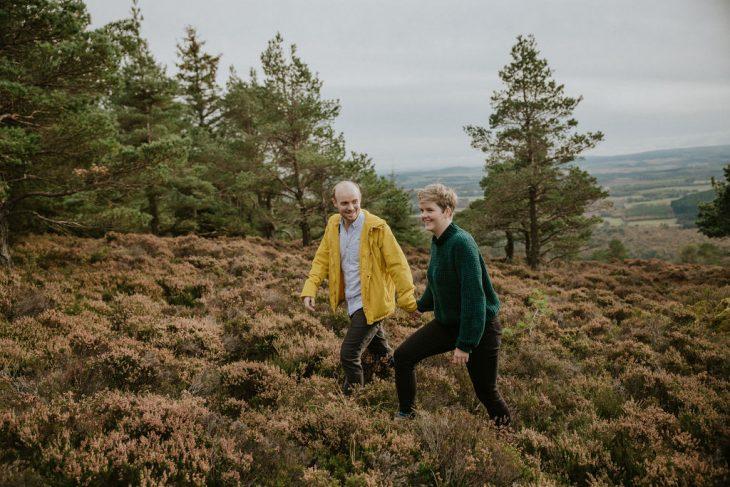 Scottish Highlands Engagement
