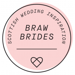 Braw Brides - Elsick House Wedding