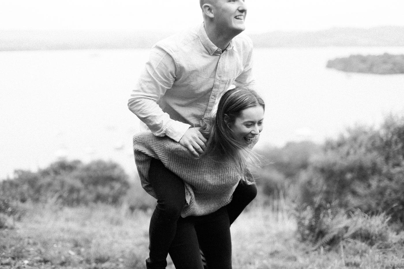 Fun Couple Photoshoot Scotland