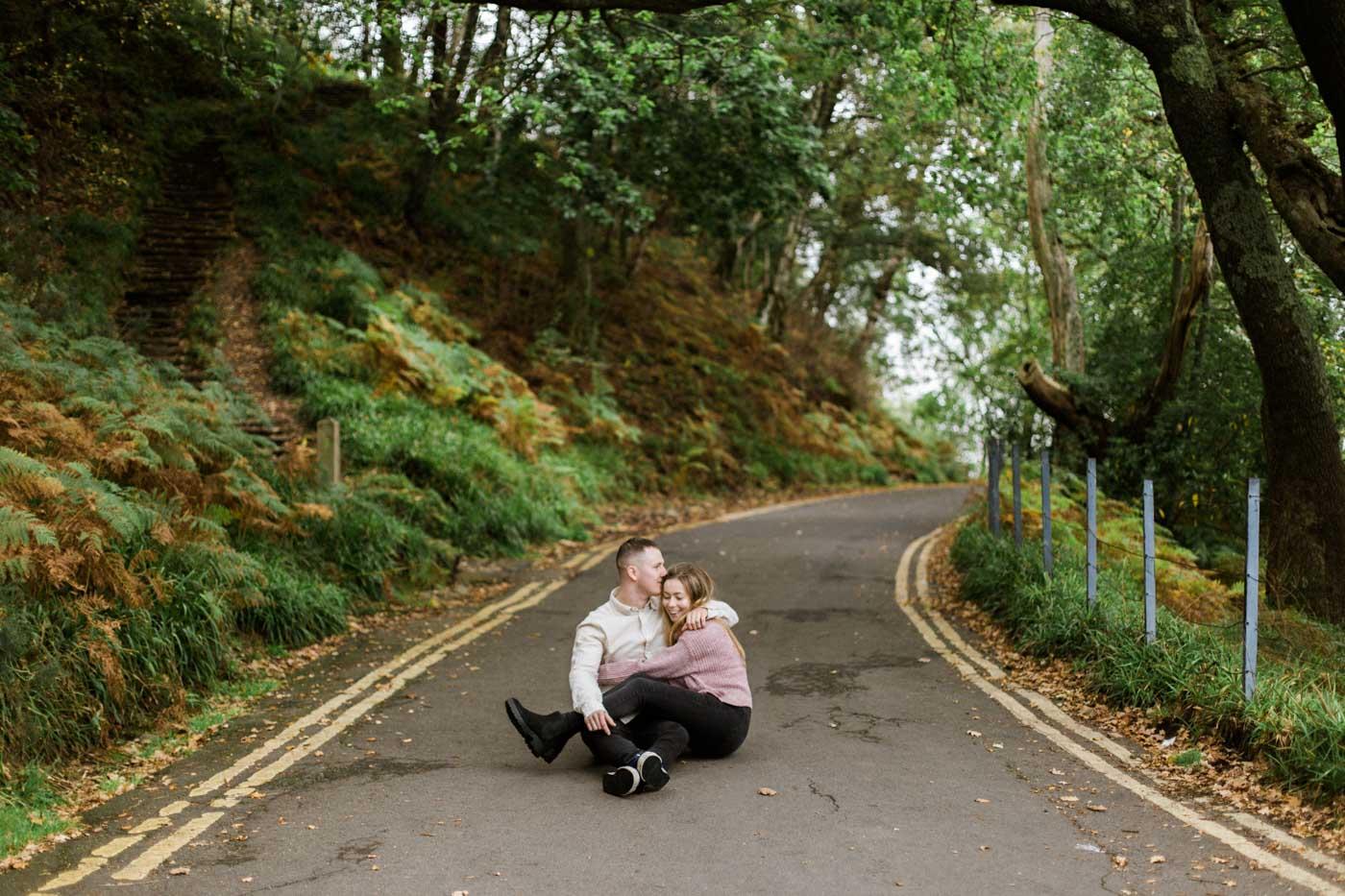 Scottish Engagement Photoshoot