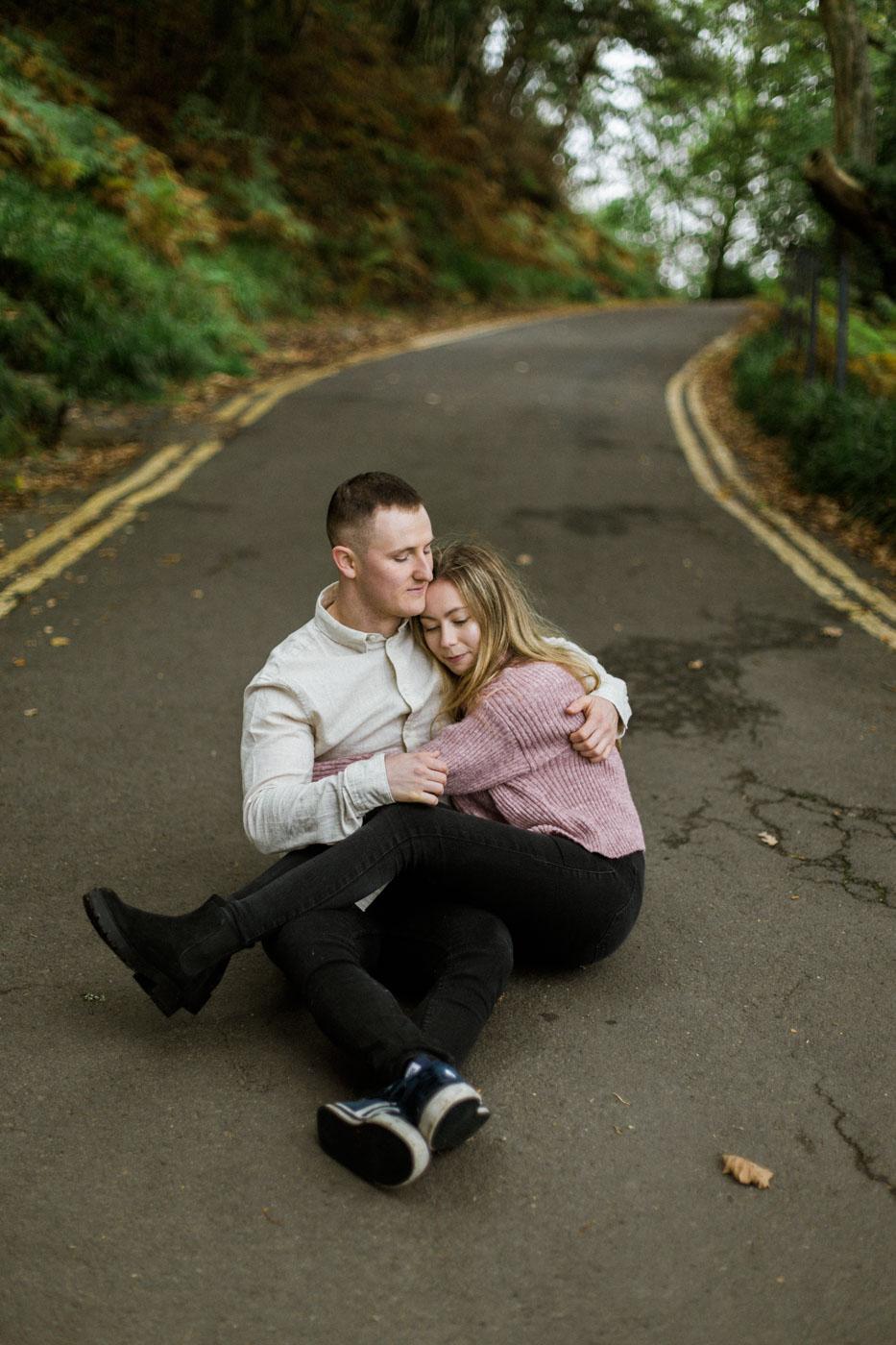 Loch Lomond Engagement