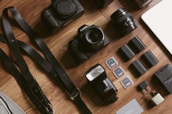 Wedding Photography Gear