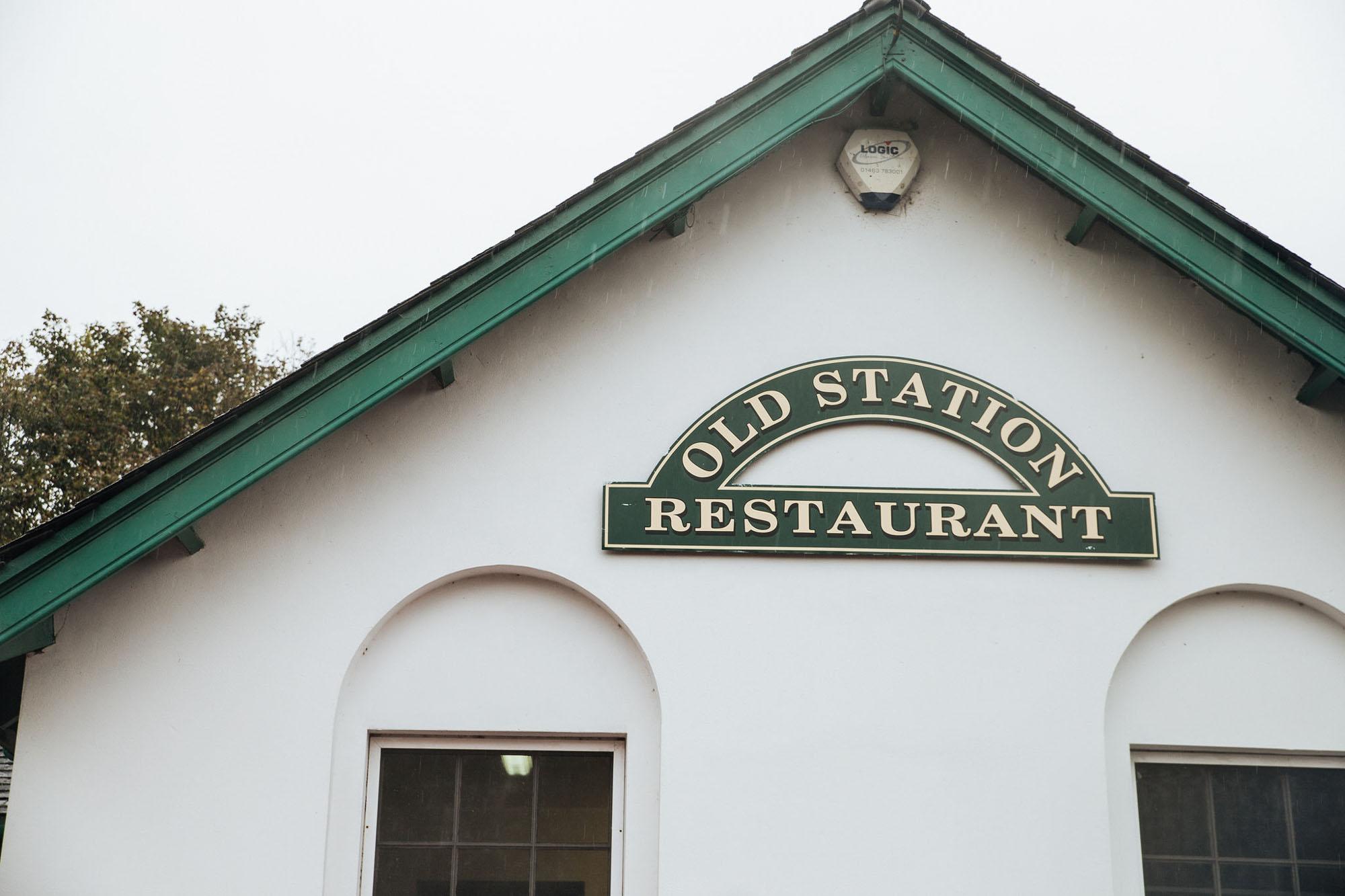 Old Station Restaurant Spean Bridge