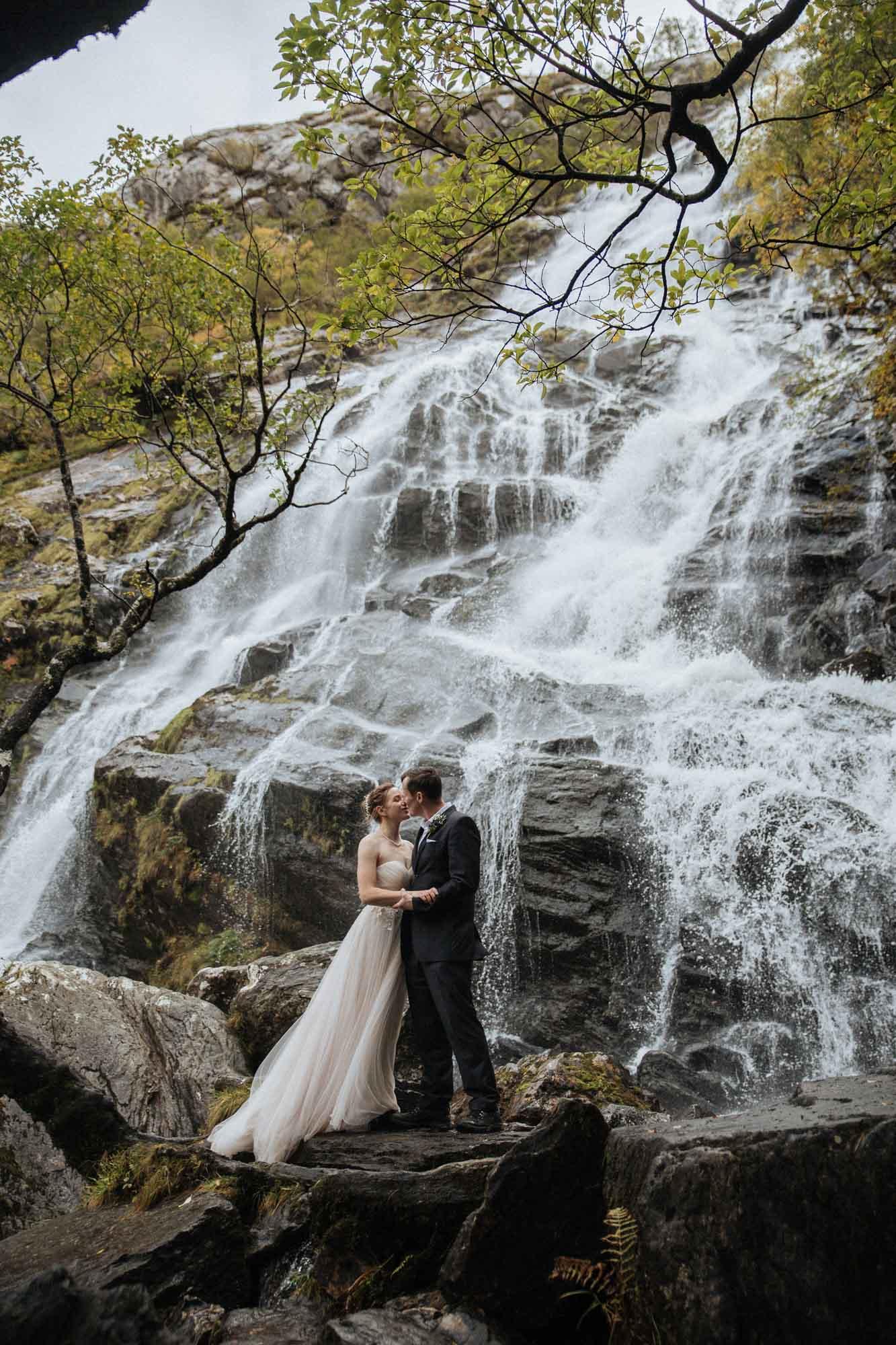 Glen Nevis elopement