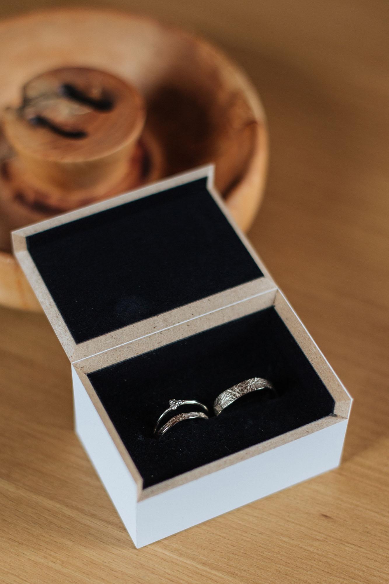 Svatební prsteny Anna Steinerová