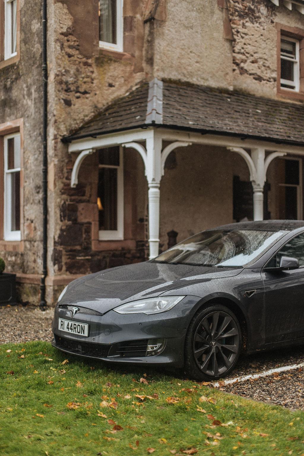 Tesla in Scotland